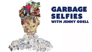 garbage selfies with jenny odell   kqed arts