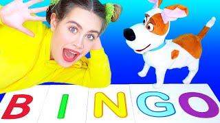 Bingo Song | 동요와 아이 노래 | 어린이 교육