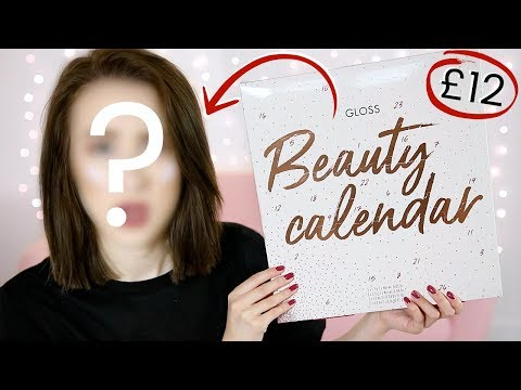 Full Face Of *CHEAPEST* ADVENT CALENDAR Makeup + UNBOXING | Sophie Louise thumbnail