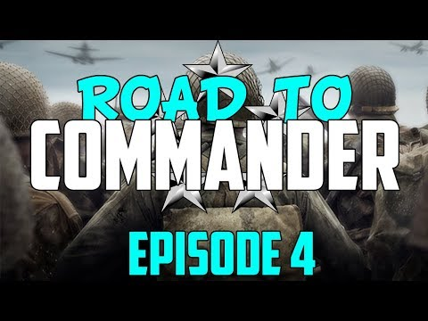 Call of Duty: WWII - Road to Commander - Episode 4! (COD WWI