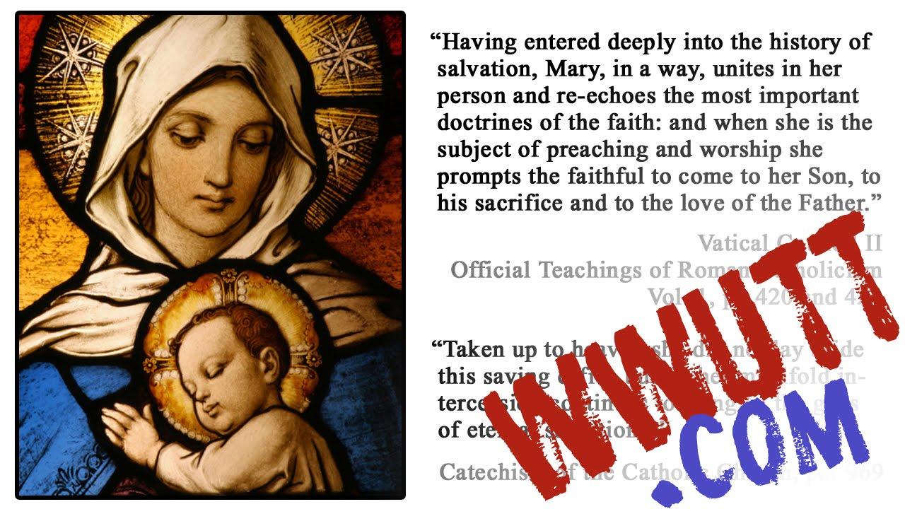 Are catholics saved john macarthur