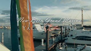New Bern Grand Marina Yacht Club - Coastal North Carolina