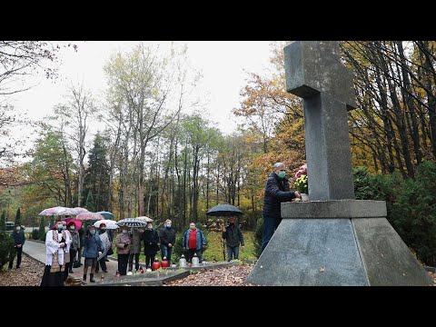 Kurier Galicyjski: Obchody 79. rocznicy mordu inteligencji polskiej w Czarnym Lesie