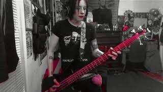 Marilyn Manson - The Gardener (Bass Cover) 2018