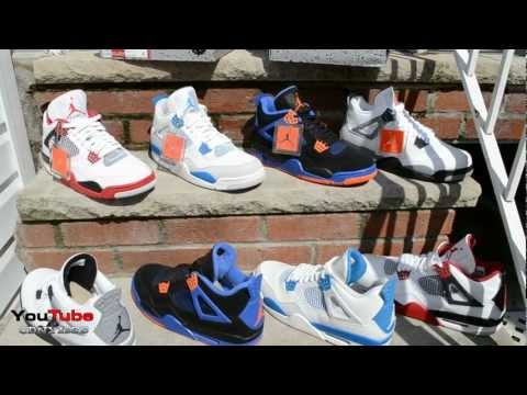 c314352f 2012 Air Jordan Retro IVs Comparison of the Cement 4s, Cav IVs, Military 4s