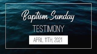 Baptism Testimony | Keri's Story