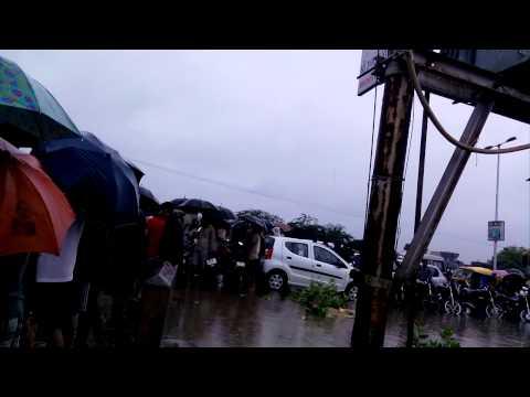 flood vadodara 2014,shree krishna kunj soc. new vip road