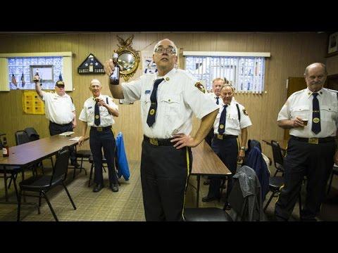 American Legion Post 854 Carries On