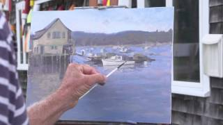 John Cosby: Painting Plein Air Impressionism Demo Preview