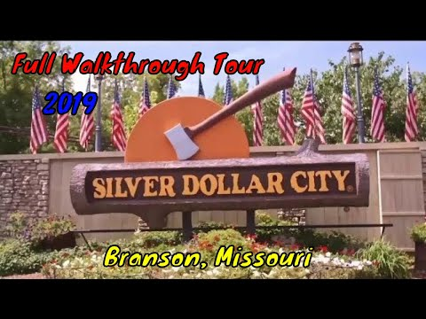Silver Dollar City Full Tour - Branson, Missouri