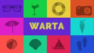 WARTA    MATERI BASA SUNDA KELAS VIII SMP/MTS/SA-TATA