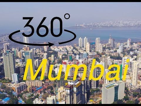 South Mumbai 360 Degree Drone View