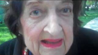 Helen Thomas tells Jews to go back to Germany