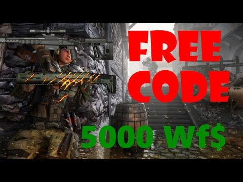 Warface - Free Code - 3 Helmets And 2 Guns For 30 Days  by TheSecondOne