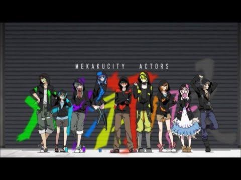 Kuraiinu – Mekakucity Actors • Daze Rap arrange (TV size) • Vostfr + Romaji •