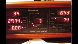 *** WAS FOR SALE - SOLD! *** Rainwise MK III Wireless Weather Station