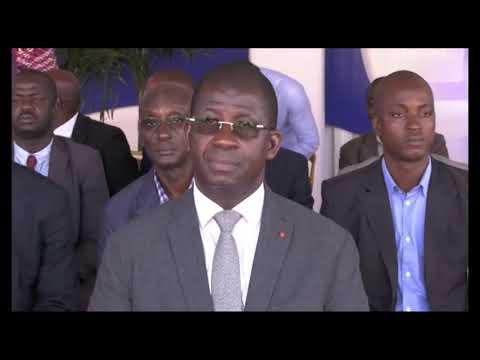 Opération immobilière : 124 logements remis aux agents du Port d'Abidjan