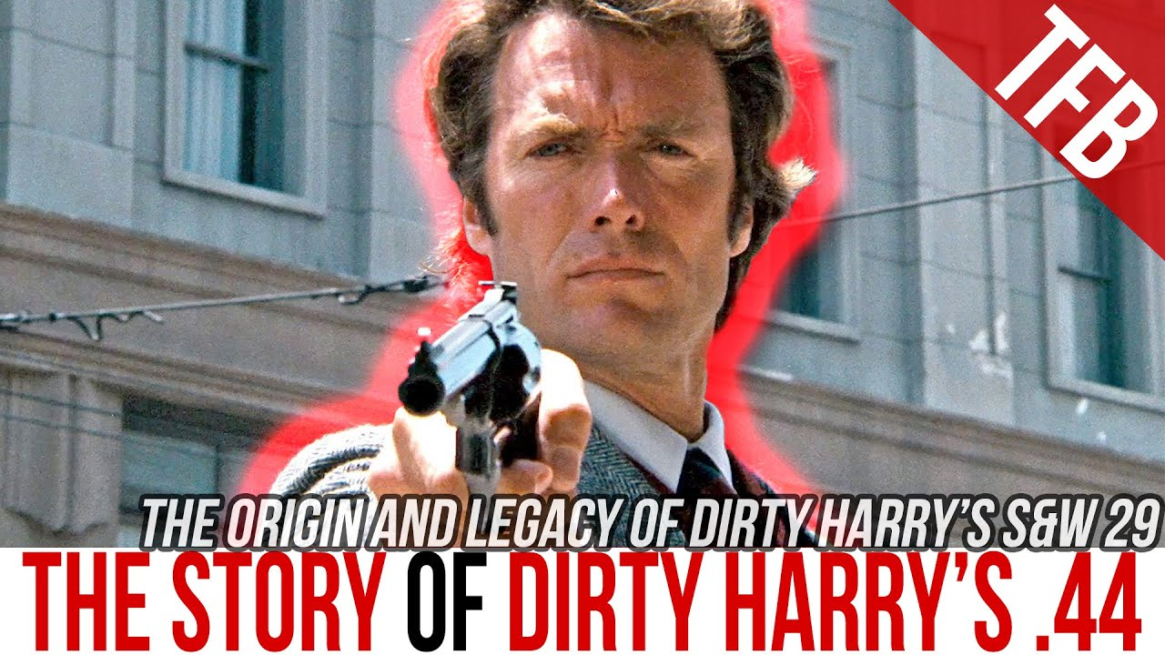The True Story of Dirty Harry's .44 Magnum S&W Model 29