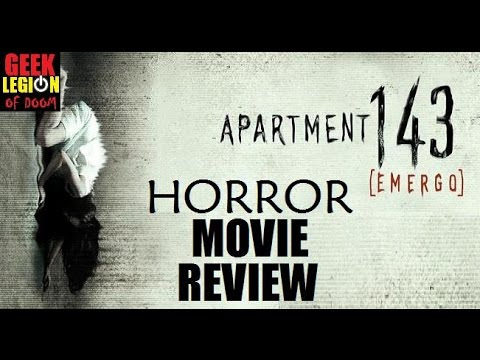apartment 143 movie review