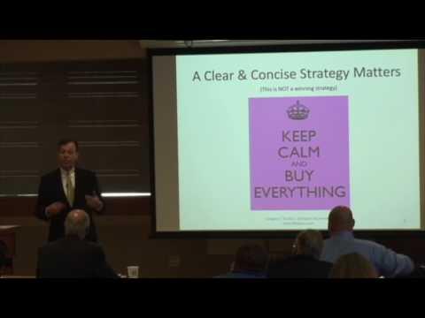 CERIAS - Symposium 2017 - Brig Gen. Greg Touhill, (USAF Ret.)