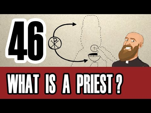 3MC - Episode 46 - What is a Catholic Priest?