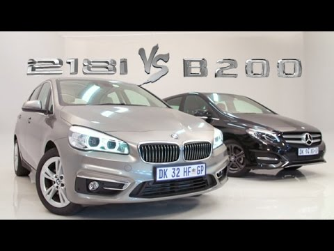 BMW Active Tourer vs Mercedes B Class - Which Should You Buy?