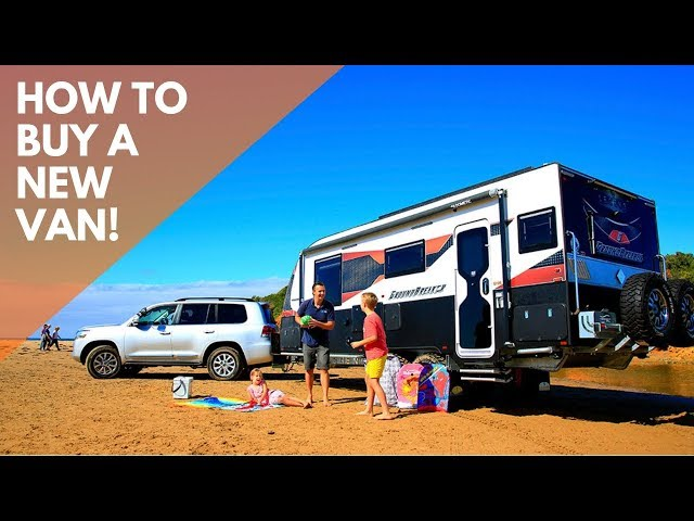 How to buy a new RV