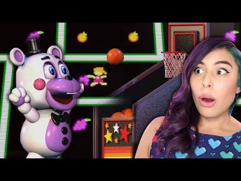 FUN TIME GAMES | Freddy Fazbear's Pizzeria Simulator Ep. 2 (FNAF 6)