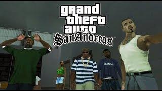 Grand Theft Auto: San Andreas ► СТРИМ #15