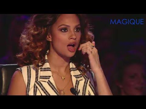 Best 5 Magician auditions on Got Talent. MAGIQUE