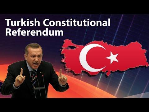 TURKEY Constitutional Reform - टर्की संविधानिक जनमत संग्रह - Stability or Dictatorship of Erdogan?