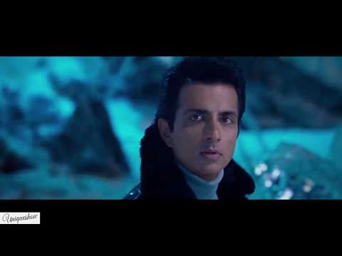 kungfu yoga Jackie chan's fight scene in mountains
