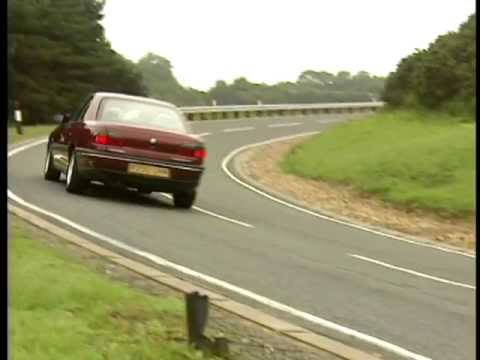 Review of the Vauxhall Omega