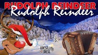 Rudolph the red nosed reindeer | Steirische Harmonika GCFB