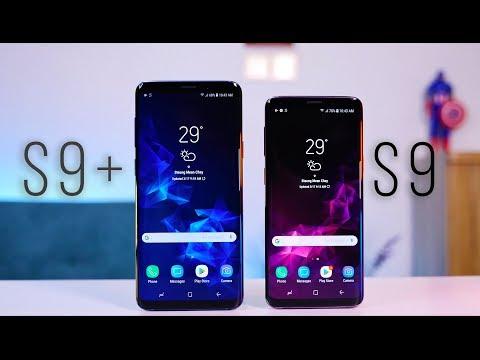 Galaxy S9 & S9+ Review កែប្រែគ្រាន់ជាងការផ្លាស់ប្តូរ (John Sey)