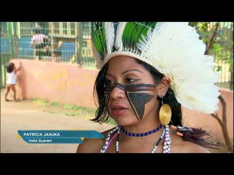 Saiba Onde Vivem Os índios Que Protestaram Na Avenida Paulista