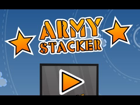 Army Stacker Level1-24 Walkthrough