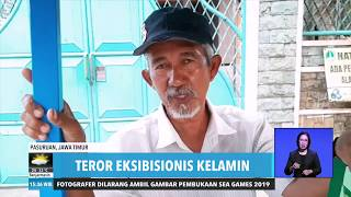 Teror Mesum Eksibisionis Kelamin | REDAKSI SORE (30/11/19)