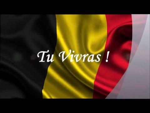 Download Hommage aux victimes des attentats de Bruxelles - La Brabançonne -  Hymne national belge chanté