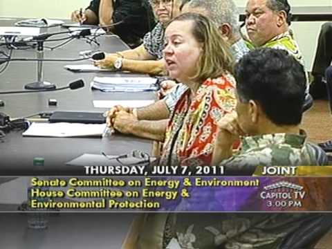IDG Hawaii Legislative Briefing (Part 2/2)   7 7 11