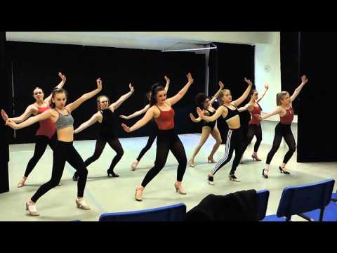Millennium Performing Arts College London - Easter Workshop 2016 - All that Jazz