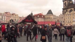 видео Достопримечательности Праги.Топ 10: Часы в Праге,Карлов мост, Пражский Град