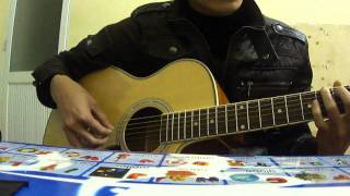 Hoang mang guitar cover