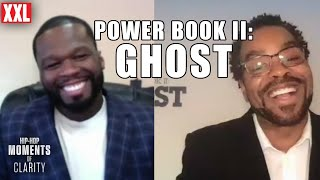 50 Cent and Method Man Talk Power Book II: Ghost | Hip-Hop Moments of Clarity