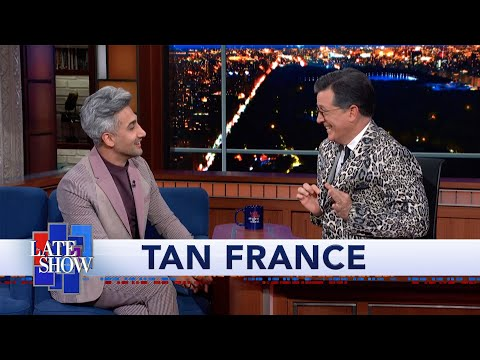 Tan France's First Job In Fashion Wasn't Exactly Legal