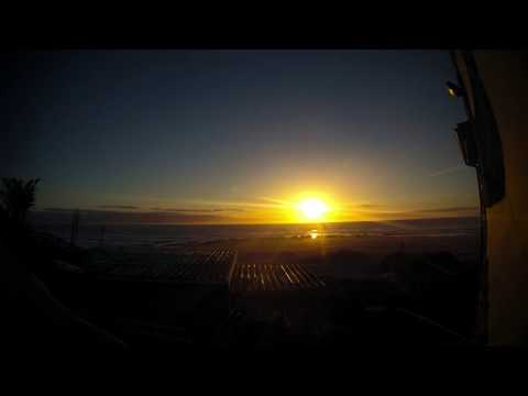 Jeffreys Bay Sunrise