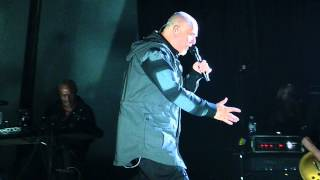 Peter Gabriel - The Family And The Fishing Net, Munich, Olympiahalle, 30/04/2014