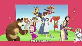 Voot Kids  Watch Read Learn Listen  16X9  30 sec  WITH SUB