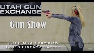 Utah Gun Exchange Gun Show January 20th