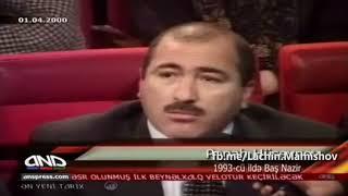 """Pənah Hüseyn """"Gəl saqqalı devirək, hakimiyyəti götürək ələ"""" deyibmi?"""